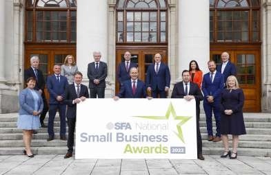 An Taoiseach Launches SFA National Small Business Awards 2022