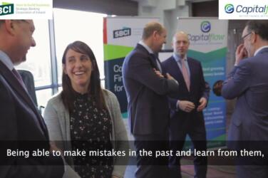 Capitalflow Roadshow Limerick 2020: Resilience and growth are linked both in sport and business