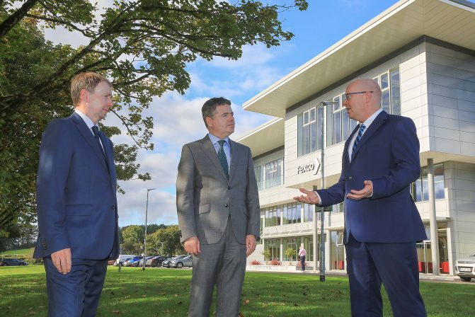 The SBCI and Fexco Asset Finance announce €40m extension to SME lending partnership