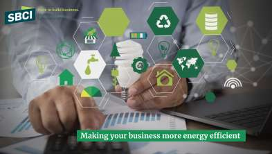 Making your business more energy efficient