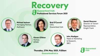 Guaranteed Irish - Recovery Webinar